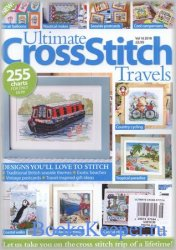 Ultimate Cross Stitch Travels №16 2018