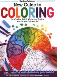 New Guide to Coloring for Crafts, Adult Coloring Books, and Other Colorista ...