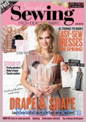 Simply Sewing №41 2018