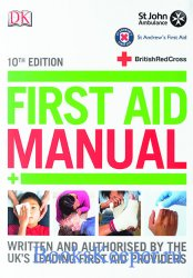 First Aid Manual, 10th Edition