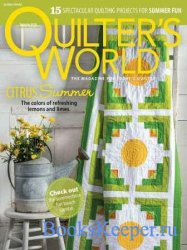 Quilter's World Vol.40 №2 2018