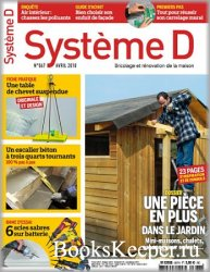 Systeme D - Avril 2018