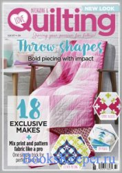 Love Patchwork & Quilting №60 2018