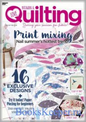 Love Patchwork & Quilting №62 2018