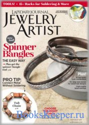 Lapidary Journal Jewelry Artist - July/August 2018