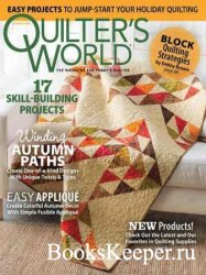 Quilter's World Vol.40 №3 2018