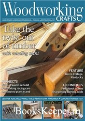Woodworking Crafts №42 (August 2018)