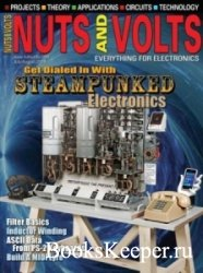 Nuts and Volts №7-8 (July-August 2018)