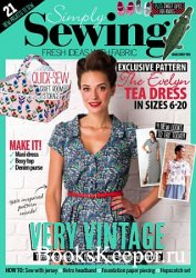 Simply Sewing №45 2018