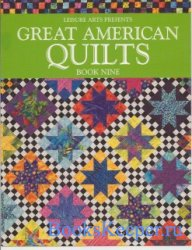 Patricia Wilens - Great American Quilts Book Nine