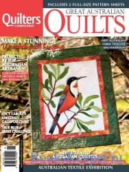 Great Australian Quilts №6 2015