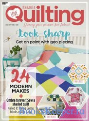 Love Patchwork & Quilting №63 2018