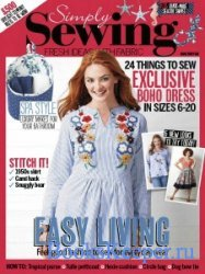 Simply Sewing №46 2018