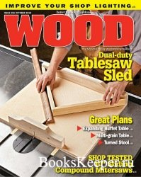 Wood Magazine №256 (October 2018)