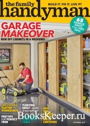 The Family Handyman №589 (September 2018)