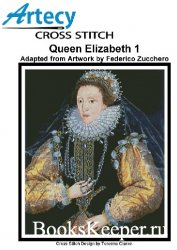 Artecy Cross Stitch - Queen Elizabeth 1