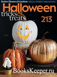 Better Homes & Gardens: Halloween Tricks & Treats 2018
