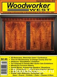 Woodworker West №5 (September-October 2018)