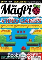 The MagPi №73 (September 2018)