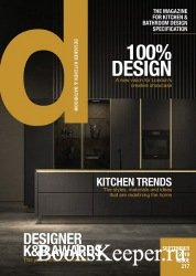 Designer Kitchen & Bathroom №217 (September 2018)