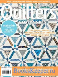 Quilters Companion №93 2018