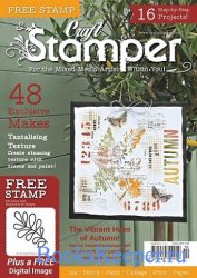 Craft Stamper - October 2018