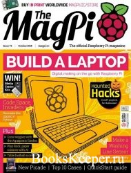 The MagPi №74 (October 2018)