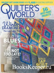 Quilter's World - Winter 2018
