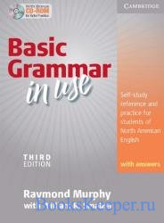 Basic Grammar in Use With Answers 3rd Edition / Базовая грамматика английск ...