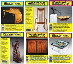 Woodworker West №1-6 (January-December 2018)