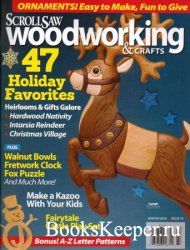 ScrollSaw Woodworking & Crafts - Winter 2018