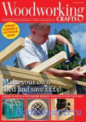 Woodworking Crafts №38 (april 2018)