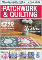 Patchwork & Quilting UK №299 2018