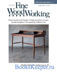 Fine Woodworking №270 (October 2018)