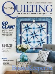McCall's Quilting – January/February 2019