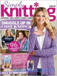 Simply Knitting №180 2019
