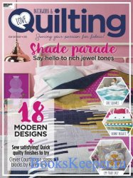 Love Patchwork & Quilting №68 2019