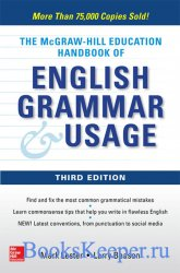 McGraw-Hill Education Handbook of English Grammar & Usage, Third Edition