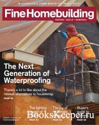 Fine Homebuilding №280 (January 2019)