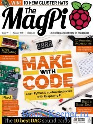 The MagPi №77 (January 2019)