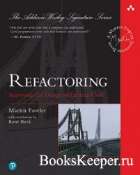 Refactoring:Improving the Design of Existing Code (2nd Edition)