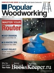 Popular Woodworking №244 (February 2019)