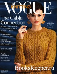 Vogue Knitting - Winter 2018/2019