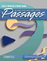 Jack C. Richards, Chuck Sandy - Passages 2 (Student's book + Audio, Teache ...