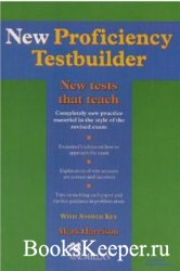 New Proficiency Testbuilder with answer key