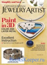 Lapidary Journal Jewelry Artist - March 2019