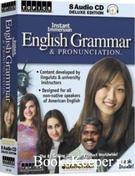 Instant Immersion English Grammar & Pronunciation (Аудиокурс 8 CD)