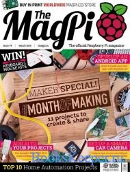 The MagPi №79 (March 2019)