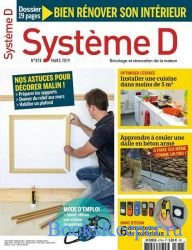 Systeme D №878 (Mars 2019)