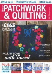Patchwork & Quilting UK №303 2019